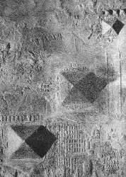 Widok piramid