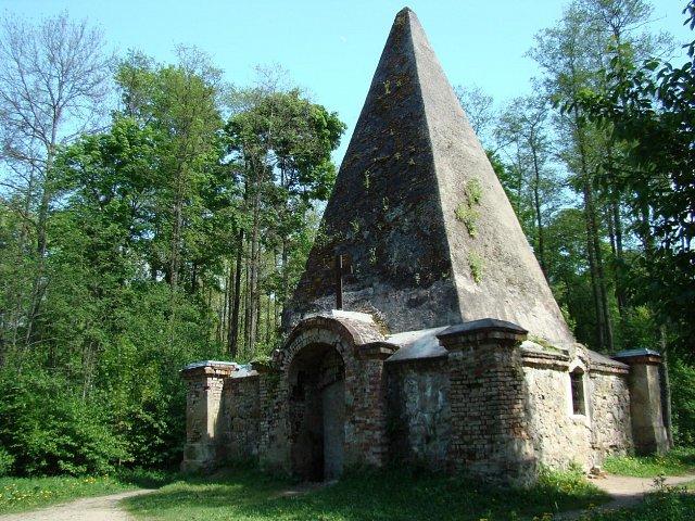 Piramida w Rapie