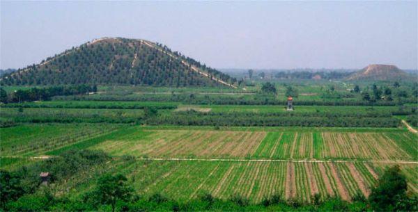 Piramida w Chinach